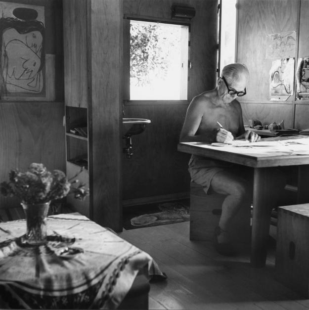01 Herve Le Corbusier ©FLC